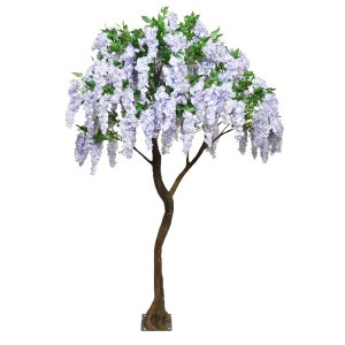 PLA627S Lilac Standard Tree