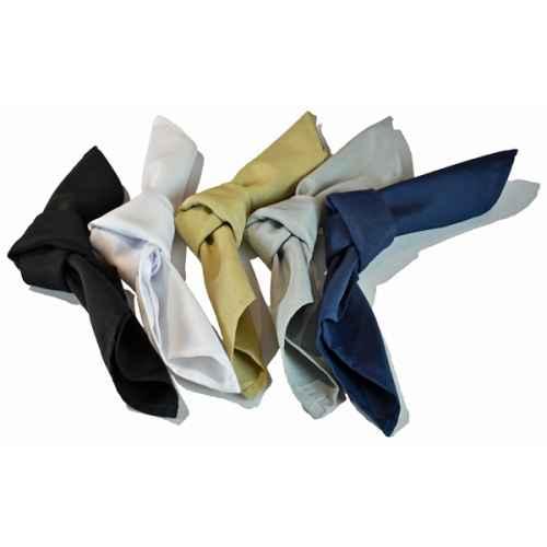Napkins classic colours