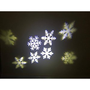 +40215 Snowflakes projection