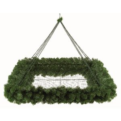 CHR340 Square Hanging Spruce Frame