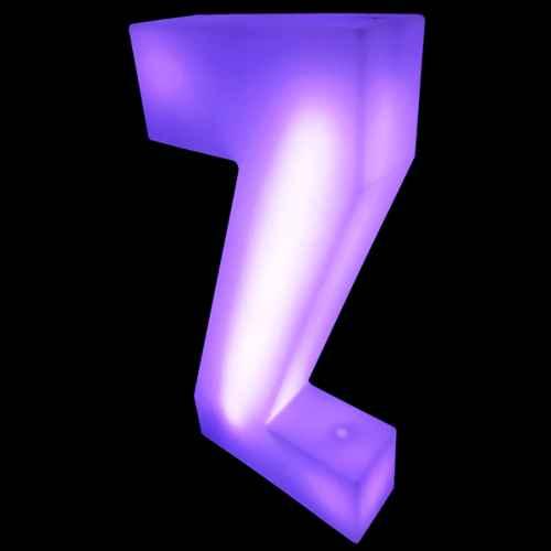 Lumaform letter Z