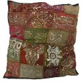 FUR644 Large Jewelled Cushion