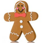 +CHO201A Gingerbread Man