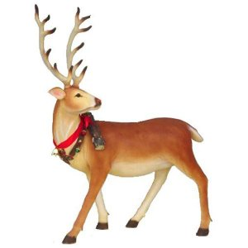 +CHR203B Reindeer with Long Horn