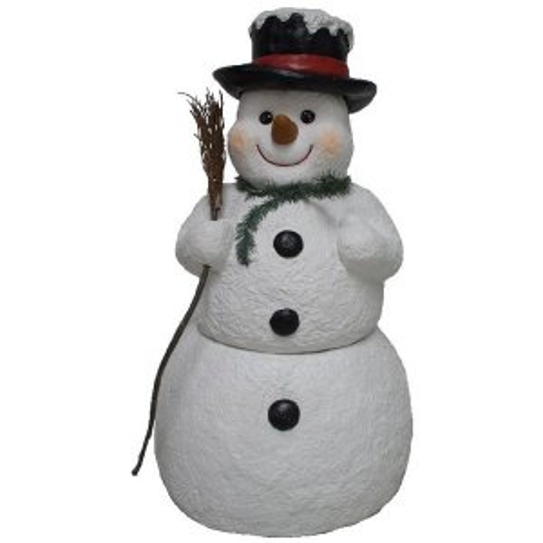 +CHR204 Snowman 3D Model