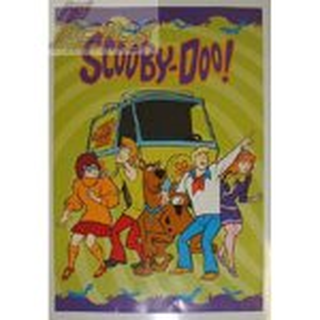 +CHD325E Scooby-Doo Poster