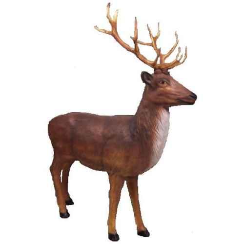 +CHR203A 3D Reindeer Stag