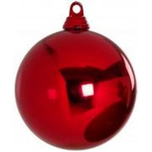 +CHR336R Red Bauble