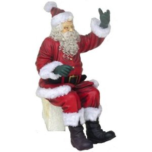 +CHR215.2 Santa Sitting Position