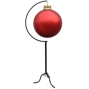 +CHR206R Giant Red Bauble