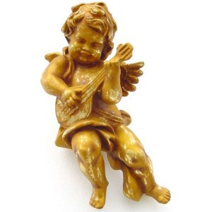 +CHR221 Angel with Guitar Hanging