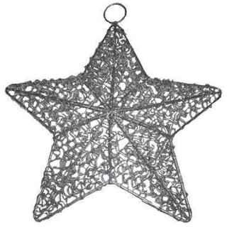 +CHR334 SILVER WIRE STAR 2