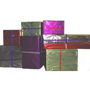 +CHR207 3D Christmas presents wrapped