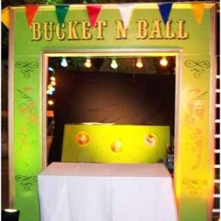 +CIR253 3D Ball in Bucket Stall