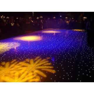 Black Starlight Floor