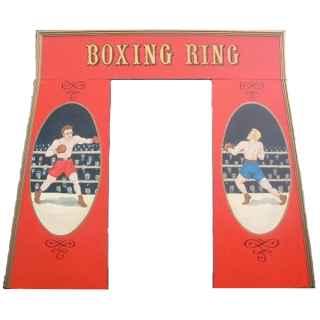 +CIR255 Boxing Ring Flats