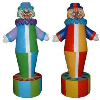 +CIR200 3D Clown Model