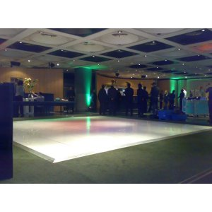 White Dancefloor