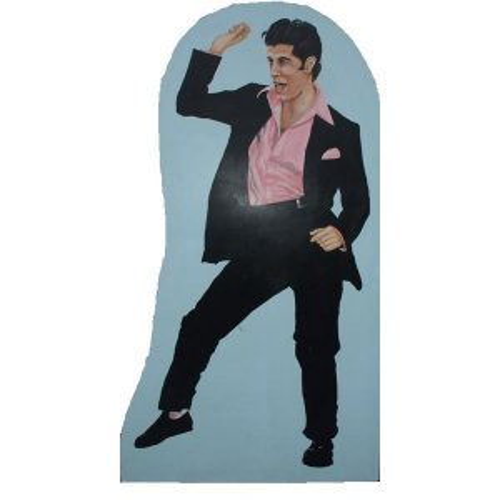 +FIF109 John Travolta Grease Flat web