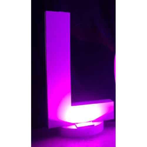 L Purple