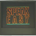 +FIF103B Speak Easy Sign web