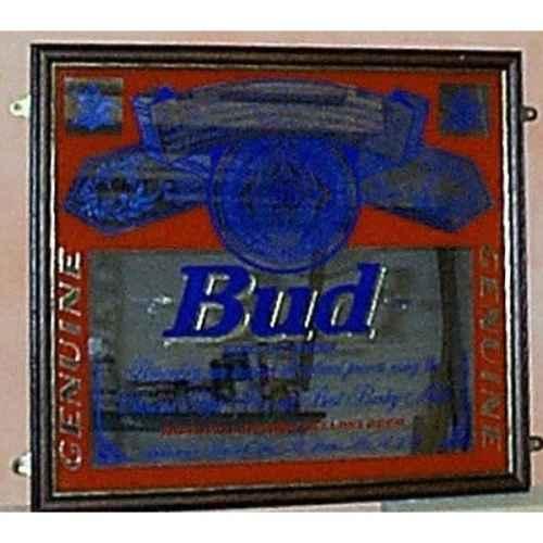 +FIF308  Budweiser Mirror web