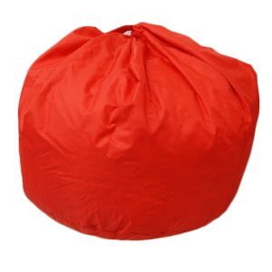 FUR300R Bean Bag in Red