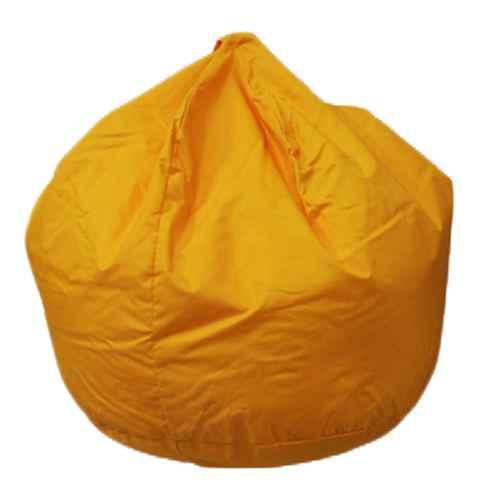 FUR300Y Bean Bag in Yellow