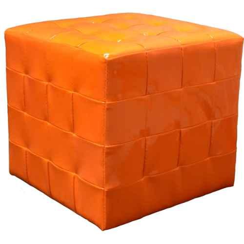 FUR334 Cube Gloss Bright Orange