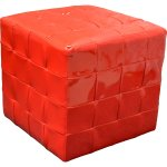 FUR335 Cube Gloss Bright Red