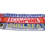 +FOO301 Football Scarfs