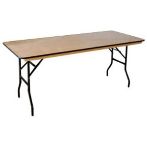 FUR001 Trestle Table