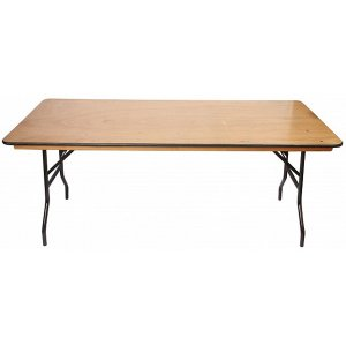 FUR003 Trestle Table 6ft x 3ft